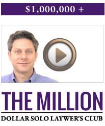 The Million Dollar Solo Lawyers Club